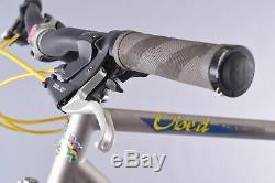 1997 Litespeed Obed Titanium Mountain Bike Shimano XT Rock Shox SiD Chris King