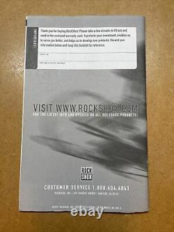 2000 Rock Shox SID XC