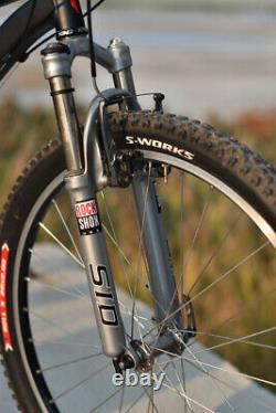 2003 Specialized S-Works Epic M5. Full XTR. Chris King. Rock Shox SID. ALL ORIG