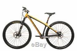 2012 Niner AIR 9 CYA Carbon Mountain Bike Small 29 Single Speed RockShox Sid