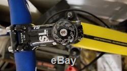 2014 Giant Anthem Advanced 27.5 2 Mountain Bike Medium Carbon SRAM RockShox SID
