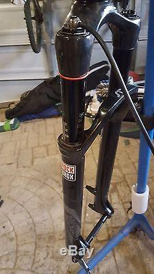 2015 Rockshox Sid World Cup XX with Remote lockout