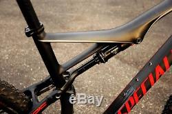 2016 Specialized Epic Elite Carbon 29 MTB, Large, Rock Shox SID, Roval Dt Swiss