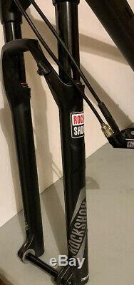 2016 Trek Top Fuel 17.5 9.8 SL Carbon frame boost 148 Sid WC RockShox Monarch