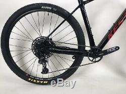 2018 Kestrel MXZ Pro Carbon Mountain Bike 19 Sram NX Eagle Rock Shox SID