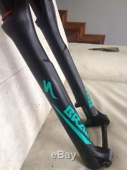 2018 Rock Shox SID 29 Brain Lockout Suspension Fork 100mm Spec. Epic