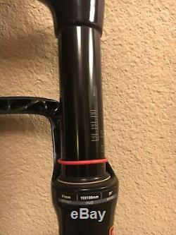 2018 Rock Shox SID 29 Carbon World Cup 100mm, 51mm offset, 15x100 Non-Boost