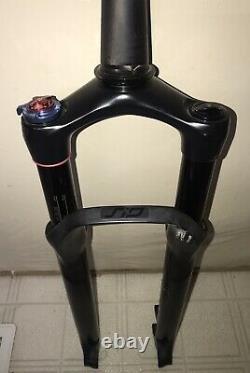 2018 RockShox SID Brain WC Carbon Fork 100mm 29 Boost Front Carbon Race Wheel