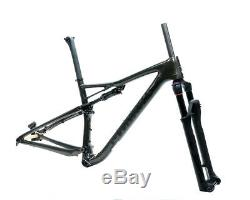 2018 Specialized S-WORKS Epic 29 Carbon Frameset Medium 17 Blk RockShox SID NEW