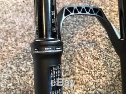 2019 Rock Shox SID RLC 29/27.5+ 110 mm Boost 15x110 Charger 2 Damper DebonAir