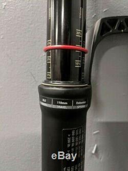 2019 Rockshox SID RLC 29er Fork 110mm / 15x110 Boost Debonair Charger 2