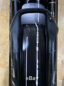 2020 Rock Shox SID Ultimate Brain Fork, Carbon Crown Steerer 100mm Travel 110x15