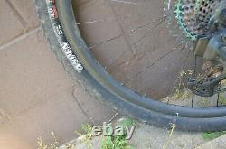 2021 CANYON LUX SLX 9 Eagle XX1 AXS Rotor power meter Rockshox Sid Ultimate MED