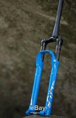 2021 RockShox, SID SL Ultimate C1, Fork, 29'', DebonAir, 100mm, 1-1/8''-1.5'', BLUE