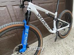 2021 Specialized Epic Pro Carbon Mountain Bike Rock Shox SID Ultimate SRAM Med