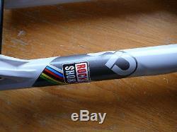 26 Suspension Fork RockShox SID XX World Cup 120mm 15mm Maxle Taper Keronite