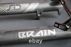29 Rock Shox SID BRAIN suspension fork, tapered, travel 100mm, 29er, VGC