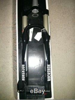 Brand new RockShox SID RCT3, 120mm solo air, uncut tapered steerer, 15mm maxle
