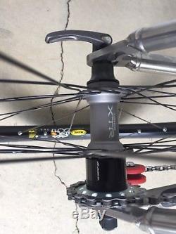 Diamondback Titanium Mountain Bike SS Rock Shox Sid XTR King Single Speed Ti
