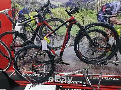 Fahrrad WILIER 501XN Shimano XT 2x11S Rock Shox SID RL Größe m