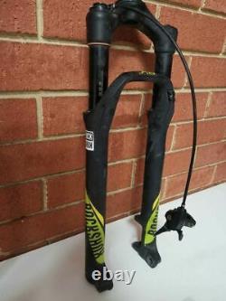 ForkRockShox SID RL Charger, 100mm travel 29 mountain bike fork- Canyon cf sl