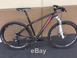 Haro FLC29 Carbon Mountain Bike Shimano XTR XT Rock Shox SID Hardtail Reynolds