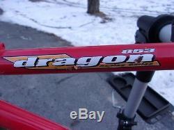 Jamis Dragon frame with rock shox SID 19 853 Chromo