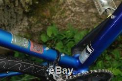 KLEIN ATTITUDE RACE'01 Vintage Near Mint Big Sky Blue Rock Shox SID Medium Nice