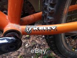 Kelly mountain bike RockShox SID Fork RARE Size small Avid Speeddial Ti Brakes