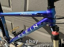 Klein Attitude XTR, Rockshox SID, 17.5, Chris King, Excellent Condition