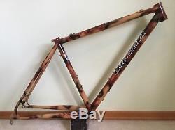 LAND SHARK Mountain Bike frame, RockShox SID World Cup, White Bros, many extras
