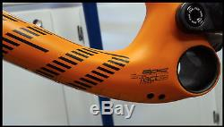 Large 2015 Specialized Epic Expert World Cup Frame & RockShox SID 29 Brain Fork