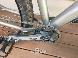 Lynskey Pro 29 29er Mountain Bike Medium Titanium 6/4 with Rockshox SID XX Fork
