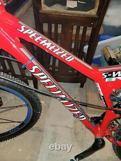 M4 S Works Fsr Xc Frame With Xtr Components And Rockshox Sid Team Fork