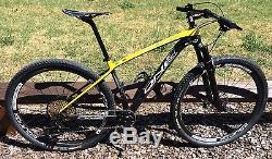 MTB Fahrrad Kohlenstoff One1 29 sram XX1 eagle 12s rock shox SID MTB Kohlenstoff