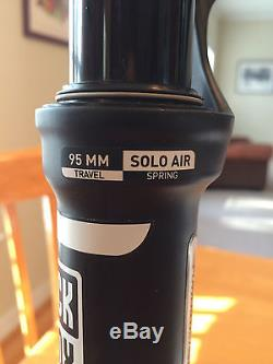 NEW Rock Shox SID World Cup Brain 29er 95mm Travel, 15mm Thru, Tapered Carbon