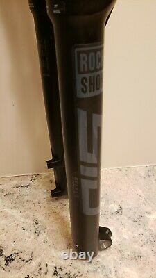 New 2022 Rockshox SID Select 120mm 35 29er 29'' mountain bike fork Boost 15x110
