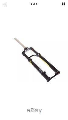 New Rockshox Sid Rl3 27.5 Mtb Fork (tapered, Black/ Yellow, 100mm, Solo Air)
