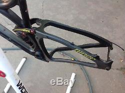 Niner Jet 9 Rdo Large L Frame + Rockshox Sid 100 Carbon Fork