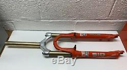 ROCK SHOX SID XC DUAL AIR 1 1/8 x 8 Canti Disc Mountain Bike Fork
