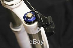 ROCK SHOX Sid Team 26 1-1/8 Dual Air MTB Bike Suspension Fork Remote 23cm NEW