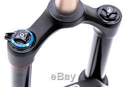 ROCKSHOX SID RCT3 Solo Air 120 MTB Bike Suspension Fork 26 1-1/8 9mm Black NEW