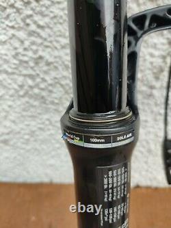 ROCKSHOX SID WORLD CUP CARBON FIBRE STEERER 27.5 15x100mm