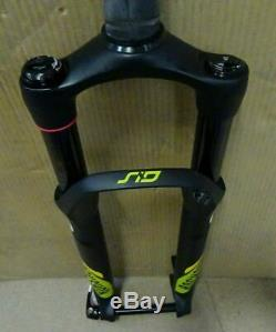 ROCKSHOX SID WORLD CUP brand new CHARGER DAMPER FORK BOOST 27.5 650B