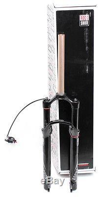 ROCKSHOX SID XX Solo Air 100 MTB Bike Suspension Fork 26 1-1/8 DNA Remote NEW
