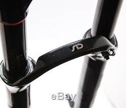 ROCKSHOX SID XX Solo Air Tapered MTB Bike Susp Fork 27.5 120 Fast Blk XLoc NEW