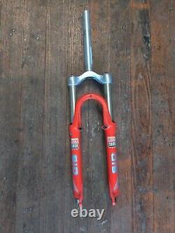 Rock Shox SID Air Fork 1 1/8 steerer tube 26 wheel