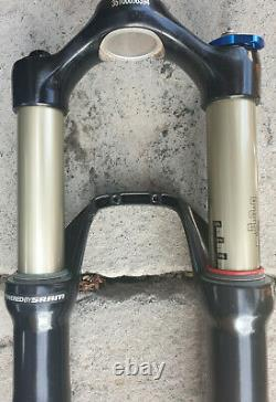 Rock Shox SID RL 26 Dual Air 100mm travel Tapered steel 220mm long none boost