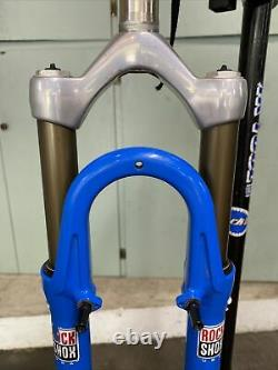 Rock Shox SID Race Fork, 26 Wheels, Rim Brakes, 7.35 1-1/8