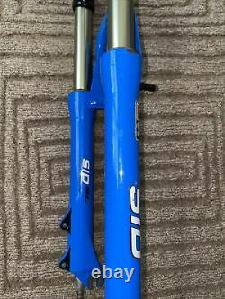 Rock Shox SID SL Blu 26 Air And Lockout Excellent